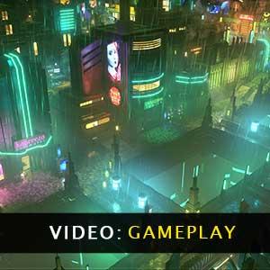 Satellite Reign Gameplay Video