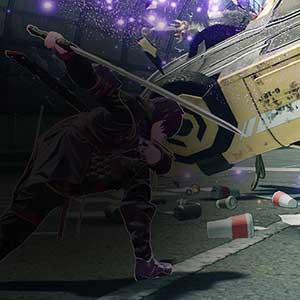 Kinetic Psychic Combat