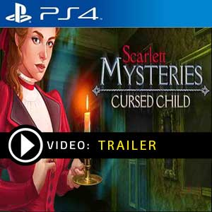 Scarlett Mysteries Cursed Child PS4 Prices Digital or Box Edition