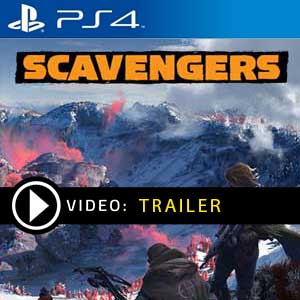 Scavengers PS4 Prices Digital or Box Edition