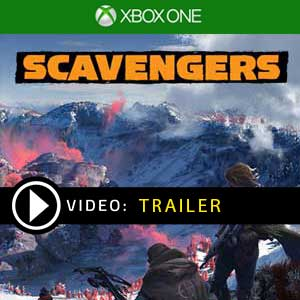 Scavengers Xbox One Prices Digital or Box Edition
