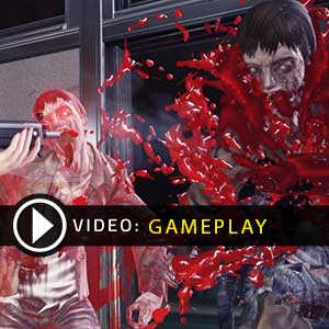 School GirlZombie Hunter PS4 Gameplay Video