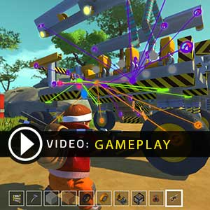 Scrap Mechanic Gameplay Video