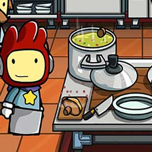party-style Scribblenauts