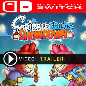 Scribblenauts Showdown Nintendo Switch Prices Digital or Box Edition
