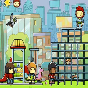 Scribblenauts Unlimited Spaceship