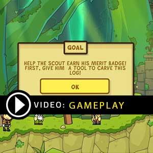 Scribblenauts Unlimited Nintendo 3DS Gameplay Video