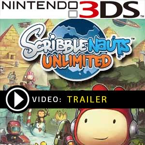 Scribblenauts Unlimited Nintendo 3DS Prices Digital or Box Edition
