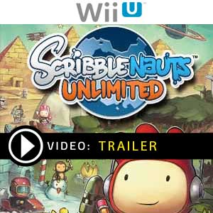 Scribblenauts Unlimited Nintendo Wii U Prices Digital or Box Edition