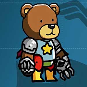 Scribblenauts Unmasked A DC Comics Adventure - Hero Creator