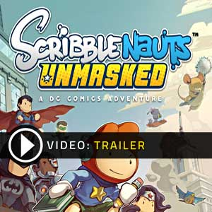 Buy Scribblenauts Unmasked A DC Comics Adventure CD Key Compare Prices