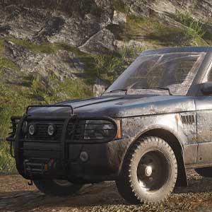 SCUM Vehicle Update
