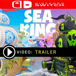 Sea King Nintendo Switch Prices Digital or Box Edition