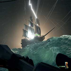 Shark Attack Sea of Thieves