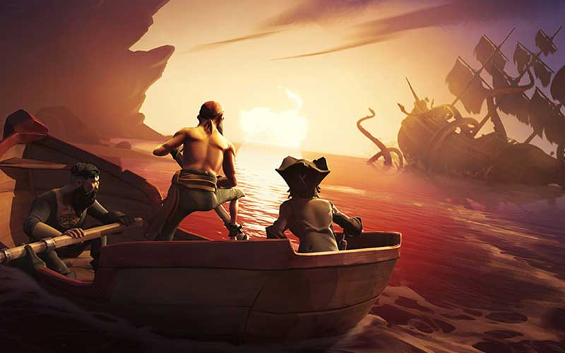 Buy Sea of Thieves Xbox One Code Compare Prices