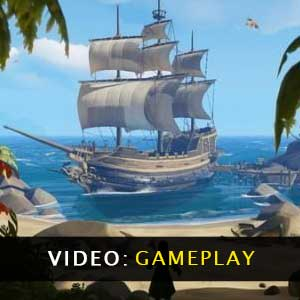 Sea of Thieves Black Dog Pack gameplay video