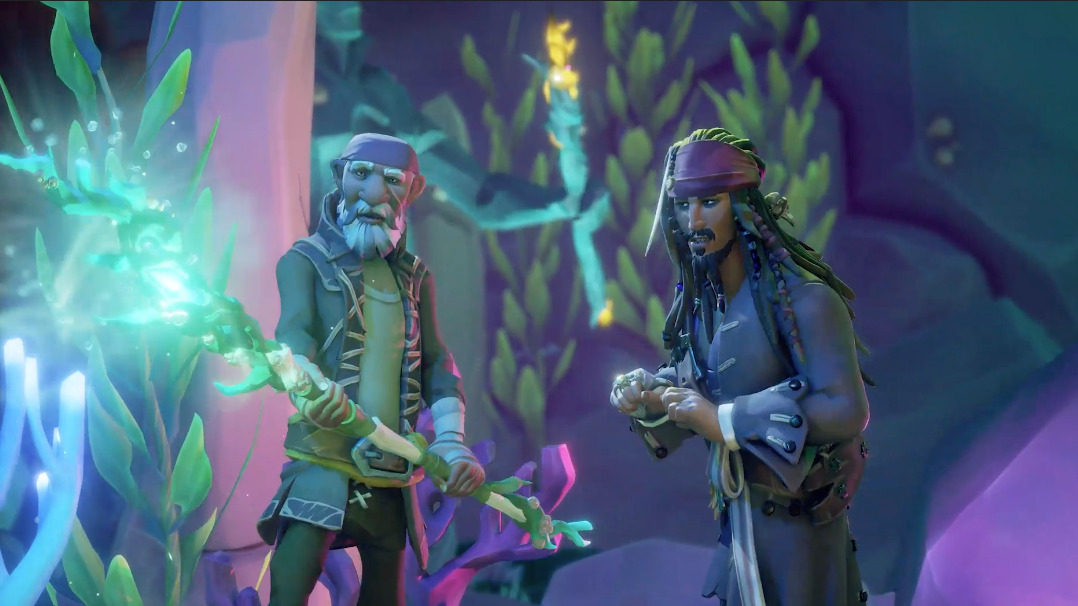 Sea of Thieves - Pirates of the Caribbean E3 2021