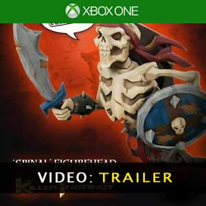 Sea Of Thieves Spinal Figurehead Xbox One Prices Digital or Box Edition