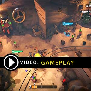 Second Hand Frankies Revenge Gameplay Video