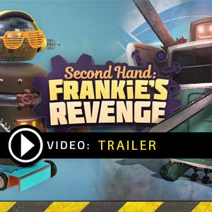 Buy Second Hand Frankies Revenge CD Key Compare Prices