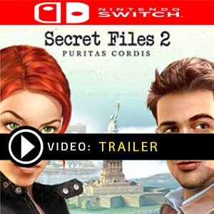Secret Files 2 Puritas Cordis Nintendo Switch Prices Digital or Box Edition