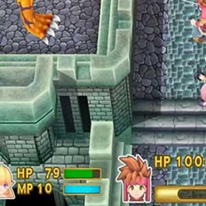 Modern action RPG gameplay