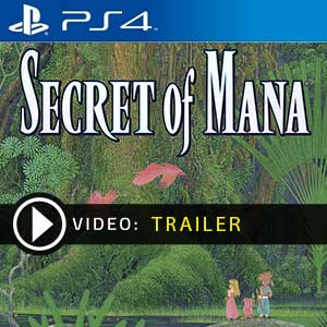 Secret of Mana PS4 Prices Digital or Box Edition