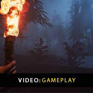 Seeking Evil The Wendigo Gameplay Video