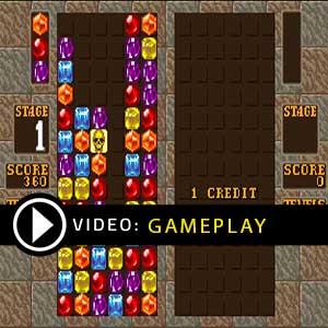 SEGA AGES Columns 2 A Voyage Through Time Gameplay Video