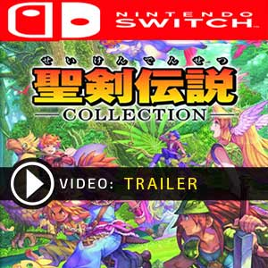 Seiken Densetsu Collection Nintendo Switch Prices Digital or Box Edition
