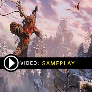Sekiro Shadows Die Twice PS4 Gameplay Video