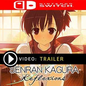 Senran Kagura Reflexions Nintendo Switch Prices Digital or Box Edition