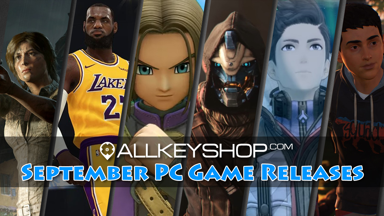 Top PC Game Releases for September 2018