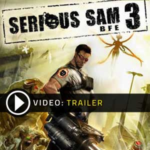 Buy Serious Sam 3 BFE CD Key Compare Prices