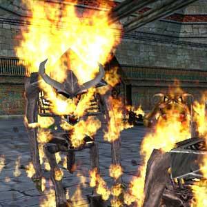 Serious Sam Classics Revolution Flamethrower