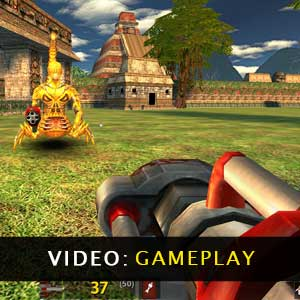 Serious Sam Classics Revolution Video Gameplay