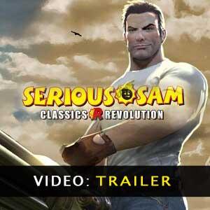Serious Sam Classics Revolution Video Trailer