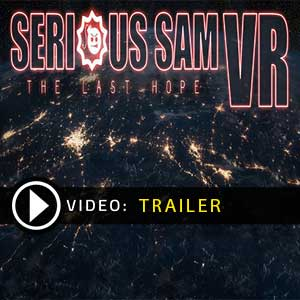 Buy Serious Sam VR The Last Hope CD Key Compare Prices