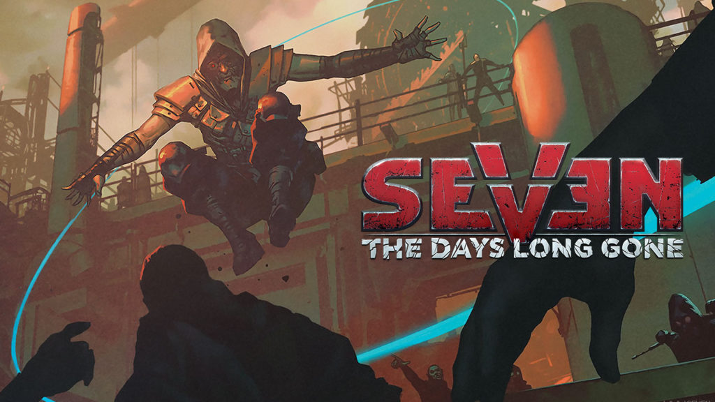 Seven The Days Long Gone Cinematic Trailer Cover
