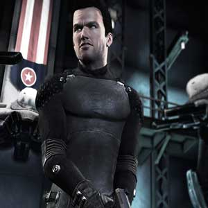 Shadow Complex Remastered Character
