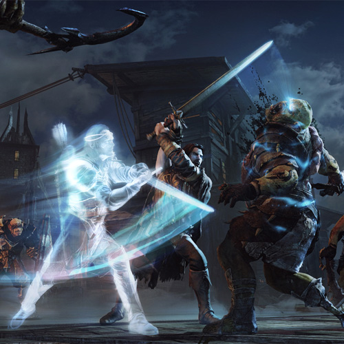 Shadow of Mordor PS4 Gameplay