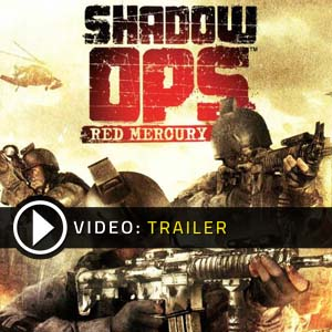 Buy Shadow Ops Red Mercury CD Key Compare Prices