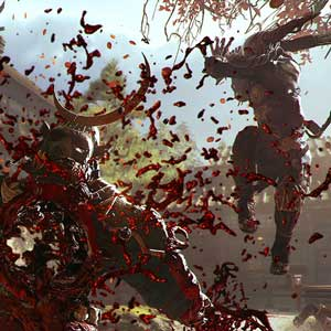 Shadow Warrior 2 Xbox One Gameplay