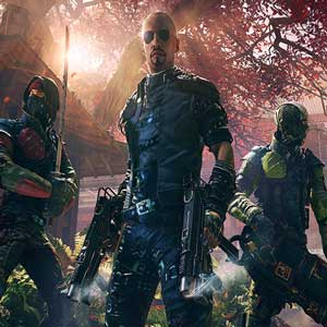 Shadow Warrior 2 Xbox One Characters