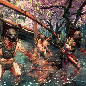 Shadow Warrior PS4 Enemy