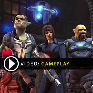 Shadowrun Chronicles Gameplay Video