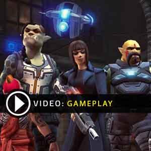 Shadowrun Chronicles Gameplay Video
