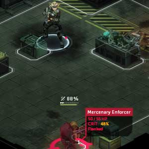 Shadowrun Dragonfall Directors Cut Mercenary Enforcer