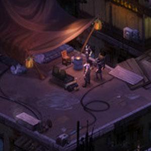 Shadowrun Hong Kong Characters