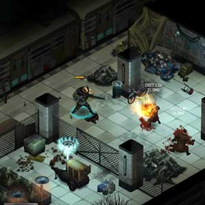 Shadowrun Returns Dragonfall Fight